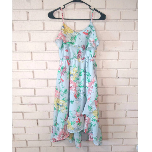 The Childrens Place Girl Floral Summer Dress